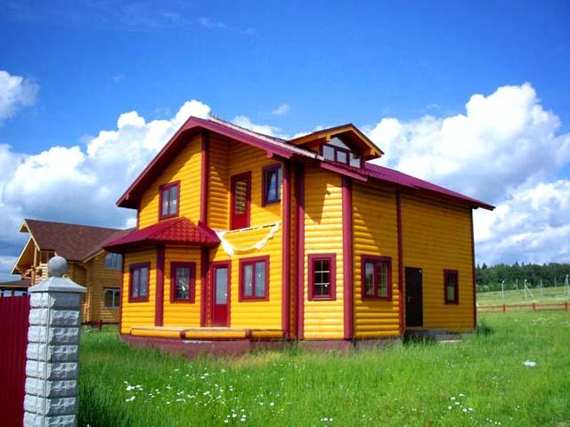 продаются коттеджные дома: